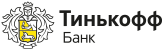 Tinkoff bank logo